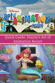 Disney Art Of Animation Floor Plan by Quick Guide Disney U0027s Art Of Animation Resort Carrie On Travel