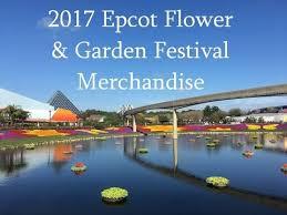 2017 epcot flower u0026 garden festival merchandise youtube