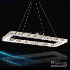 Cream Chandelier Lights Modern K9 Crystal Chandelier Lighting Led Lustre Crystal Pendant