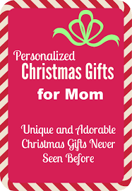 15 most adorable personalized gifts for mom for christmas she u0027ll