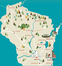 Glacial Drumlin Trail Map Ride On Wisconsin Find Bike Friendly Routes Events And Tips In
