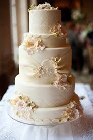 Wedding Cake Simple Big Wedding Cakes From Simple To Classic Ideas Elasdress