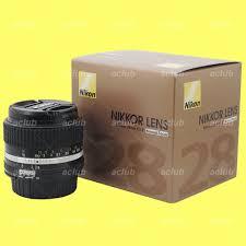 genuine nikon ai s 28mm f 2 8 lens ais nikkor 28 mm f2 8 manual