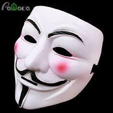 aliexpress com buy cosplay mask v for vendetta mask movie guy