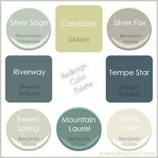 my home refresh our new and improved paint color palette silver