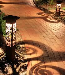 Bollard Landscape Lighting Decorative Outdoor Lighting Decorative Steel Bollard Lights