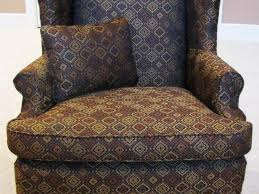 Wingback Sofa Slipcovers by Sofa 23 Luxury Wingback Charir Slipcover Design With Matching