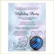 winter flyer template holiday party templates downl on holiday