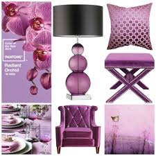 radiant orchid home decor drp interiors orchid collage idolza
