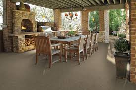 decorating wonderful dining room design with grey carpet by shaw