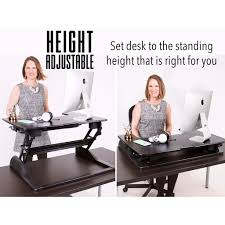 Standing And Sitting Desk by Flexpro 35