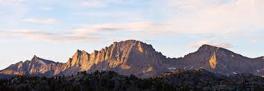 wind river mountain range pinedale wyoming