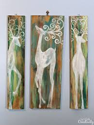 painted wood artwork best 25 painted wood ideas on wood walls wood wall
