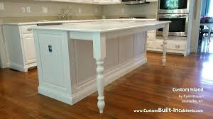 cost to build kitchen island custom built kitchen island corbetttoomsen com