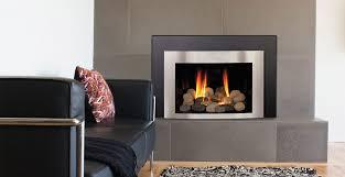 modern gas fireplace insert brucall com