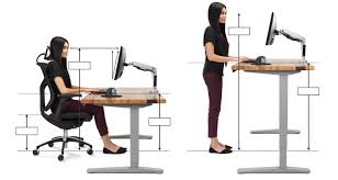 Ergonomic Computer Desk Setup Ergonomic Office Desk Chair And Keyboard Height Calculator