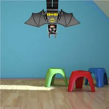Boys Bedroom Mural Ideas  Boy Bedroom Decoration With Blue - Batman bedroom decorating ideas