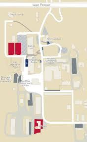 Wsu Map Parking Map Puyallup Research U0026 Extension Center Washington