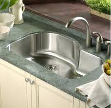 Undermount Kitchen Sink Reviews Single Bowl Undermount Kitchen Sinks Vigo Single Basin Stainless