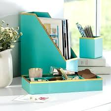 Modern Office Desk Accessories Desk Modern Home Office Desk Accessories Poppin Aqua Metal Pen