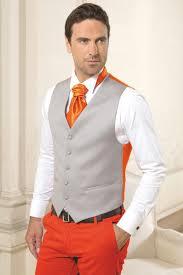 lavalli re mariage johann lavallière cravate nœud papillon orange clair