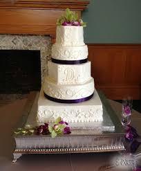 98 Best Square Round Wedding Cakes Images On Pinterest Cake