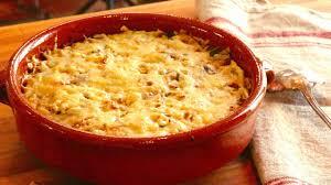 cuisiner le millet gratin de millet aux chignons