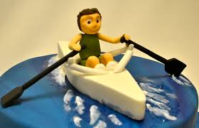 boat cake topper rowing boat cake topper celebration cakes cakeology