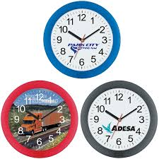 personalized picture clocks custom wall clocks promotional wall clocks logo wall clocks