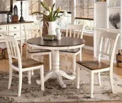 Distressed White Kitchen Table Paula Deen Dining Table Woven - Distressed kitchen table