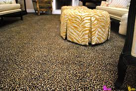 leopard print wall to wall carpet trending animal prints boston