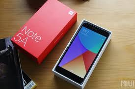Redmi Note 5a On Hd Photos Of The Redmi Note 5a High Edition Chat Mi