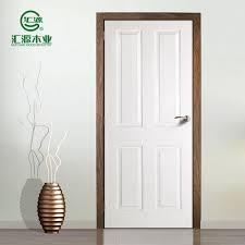 china supplier modern wood door design laminated flush doors for