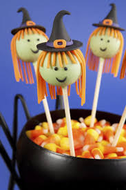 round mini cake pops dipped in candy melts and decorated with