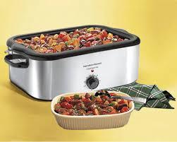 Toaster Oven Turkey Hamilton Beach 24lb Turkey Roaster 22 Quart Oven Model 32229