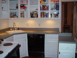 Transforming Kitchen Cabinets Inexpensive Kitchen Makeover Transforming Cabinets With Paint