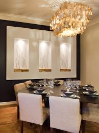 beautiful dining room wall decor for great dinner party dining