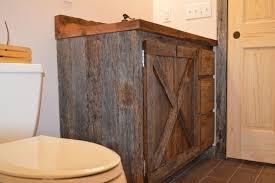 Bathroom Vanity Reclaimed Wood Astounding Design Of Reclaimed Wood Bathroom Vanity With Self