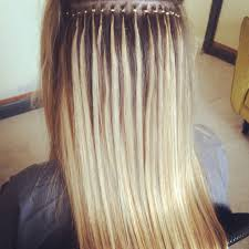 micro rings hair extensions nano ring hair extensions beauty hair extensions