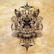 tiger design by klein on deviantart