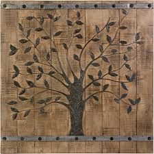 imax tree of wood wall panel 36w x 36h in hayneedle