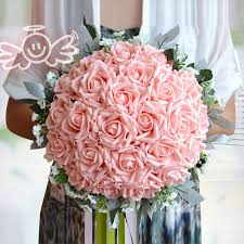 wedding flowers cheap aliexpress buy best selling silk artificial wedding