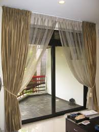red and cream curtains for living room decorate the house with