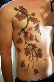 japanese maple tree branch tattoomagz