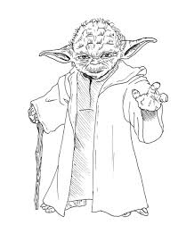 star wars yoda drawing google draw art
