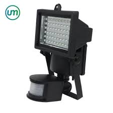 60 led floodlights solar lighting outdoor spotlights spot flood l