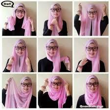 tutorial hijab segi empat paris simple tutorial hijab segi empat yang simpel dan praktis jurnal media