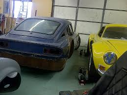 daily turismo free 1970ish triumph gt6 w chevy v8 and flood damage