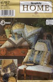 sewing patterns for home decor 33 best home decor pillows images on pinterest decor pillows