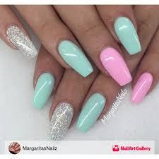 summer nails by margaritasnailz via nail art gallery